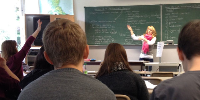 Wissenschaftlich nachgewiesen: FSG-Schüler blicken entspannter in die Zukunft