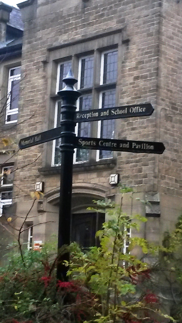 Finding Your Way Around Ermysted's