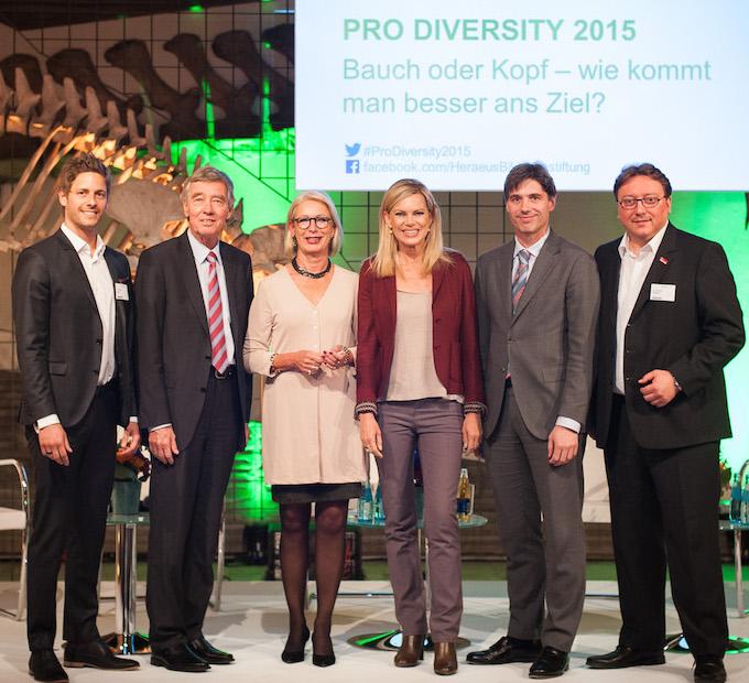 Pro Diversity Veranstaltung 2015
