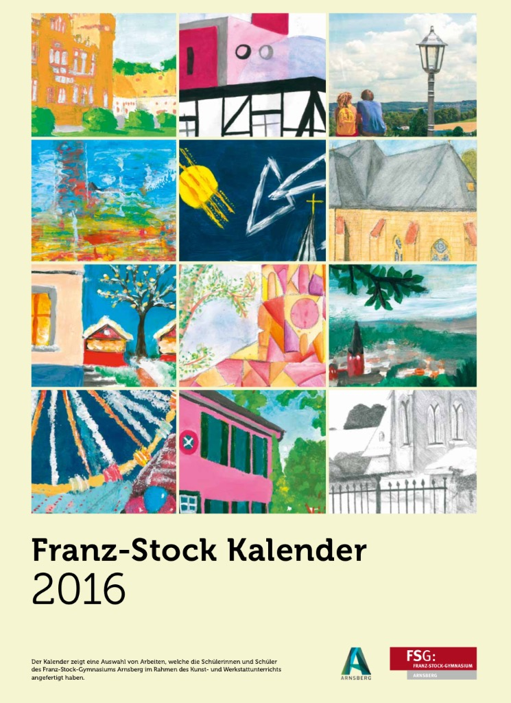 FSG Kalender 2016