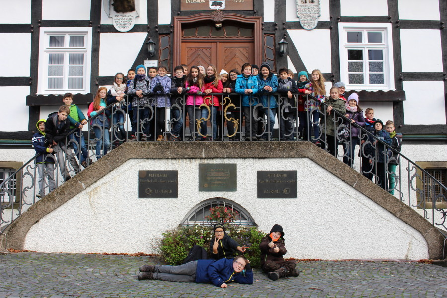 Klassenfahrt Eversberg - 5b 096